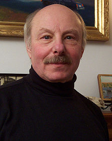 James Howard Kunstler Reading from an Unpublished Novel