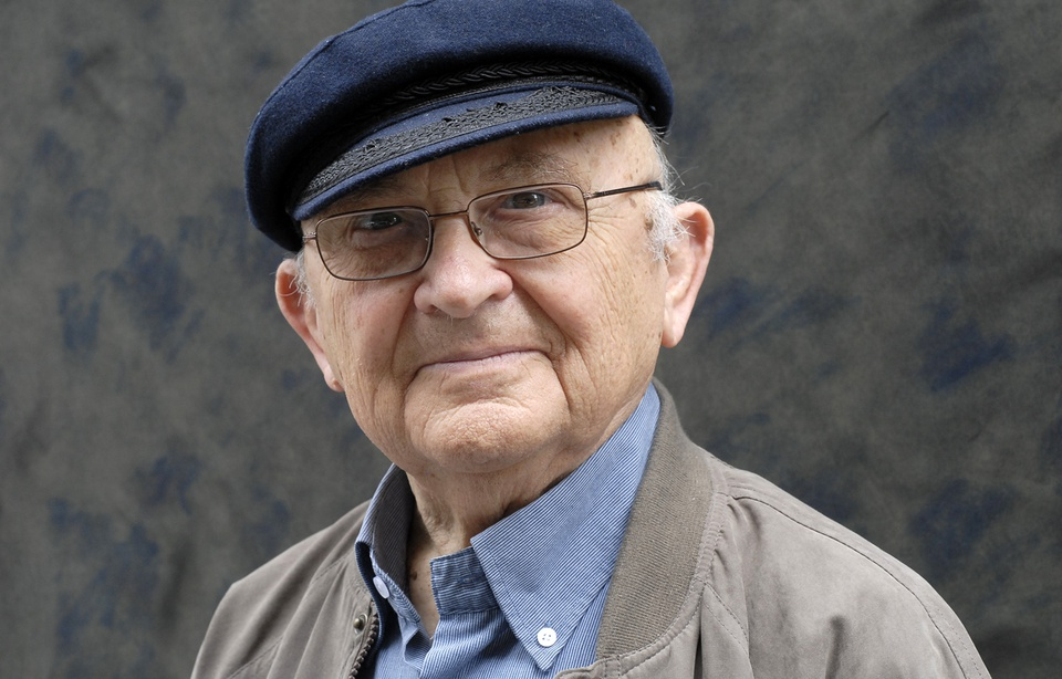 Aharon Appelfeld has passed away